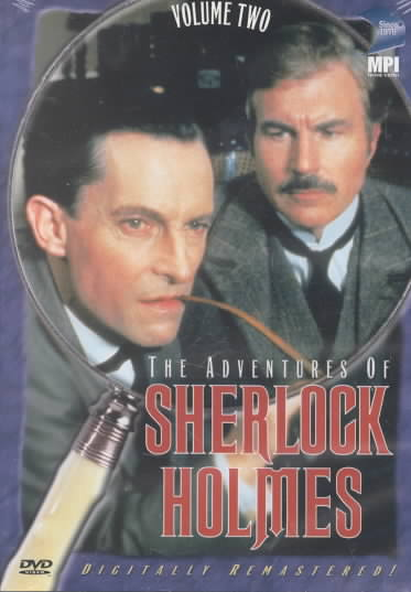 ADVENTURES OF SHERLOCK HOLMES VOL. 2 BY SHERLOCK HOLMES (DVD)